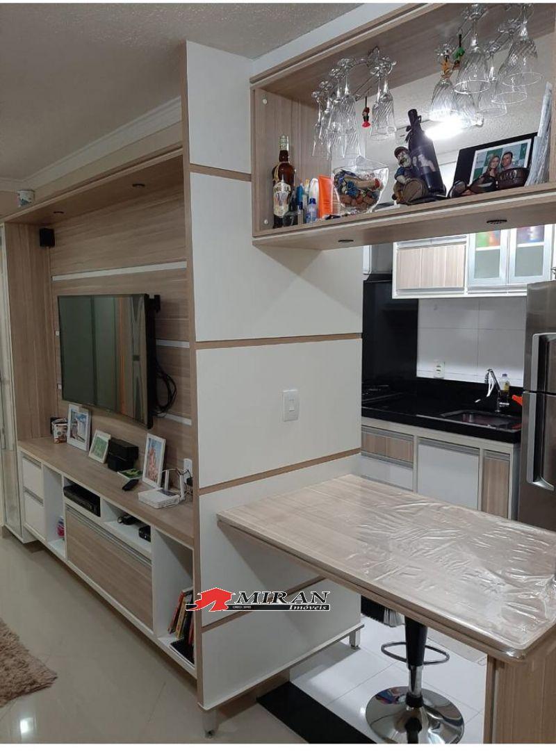 Apartamento 3 dormitórios a venda Vila Flora Hortolândia