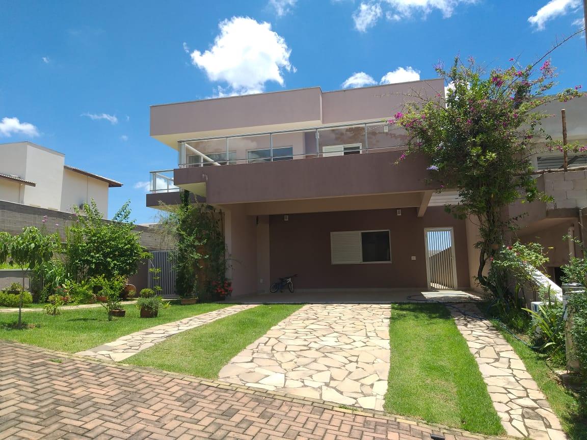 Casa em Condomínio à Venda com 3 dormitórios com suíte Reserva dos Vinhedos em Louveira – SP