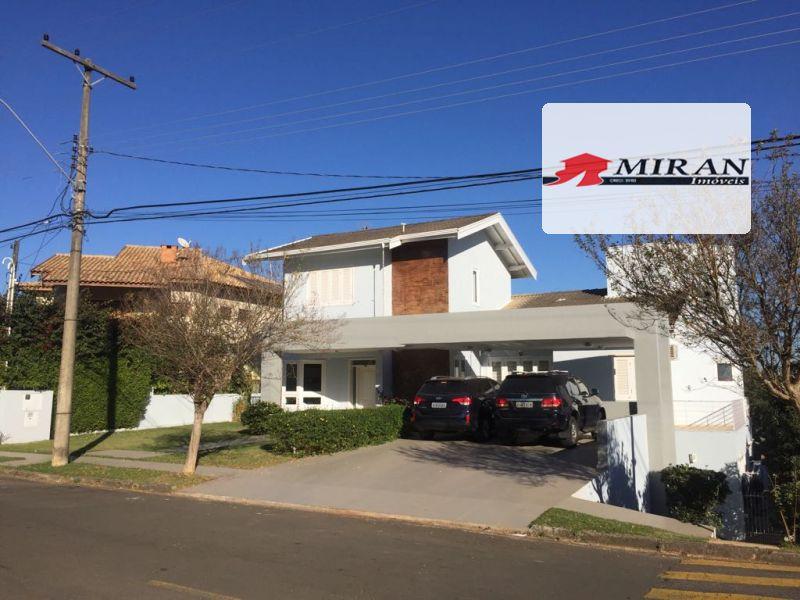 Casa térrea com 04 dormitórios a venda Condomínio Visconde de Itamaracá em Valinhos/SP