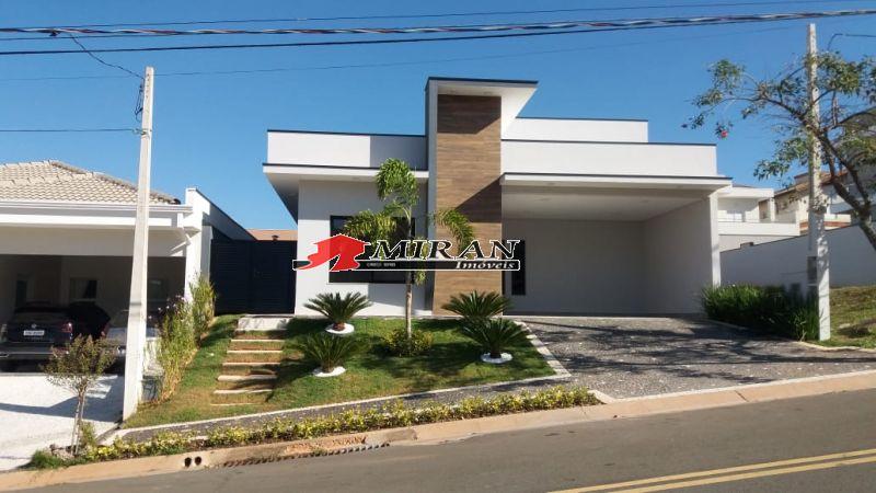 Casa térrea com 03 suítes a venda Condomínio Swiss Park em Campinas/SP