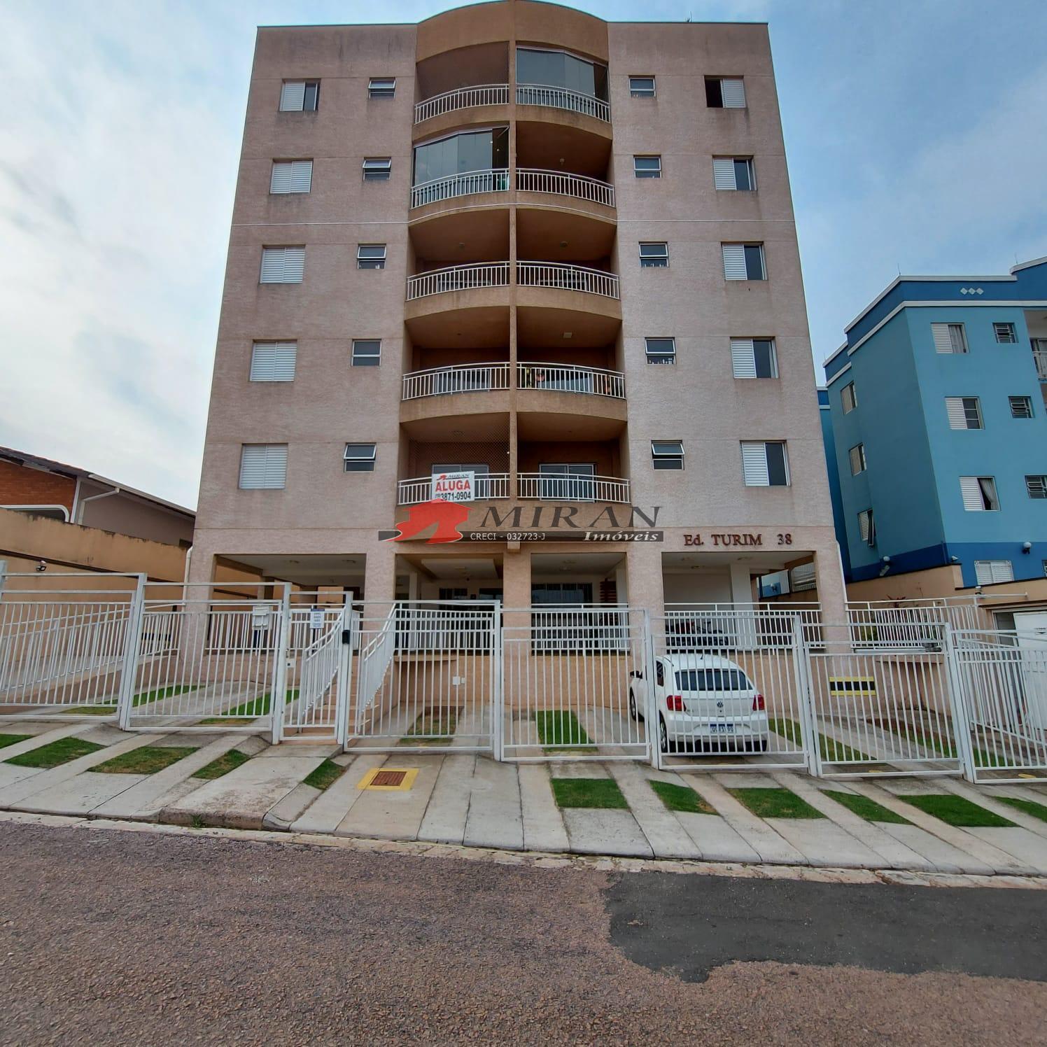 Apartamento para locação – Edifício Turim – Valinhos-SP