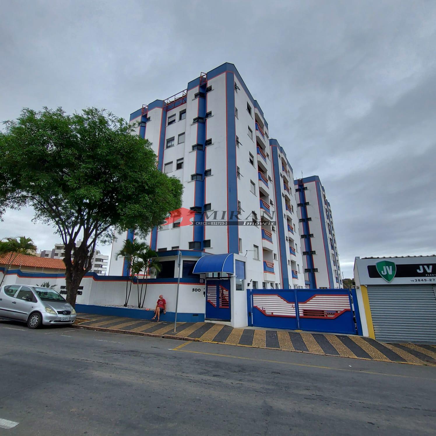 Apartamento à Venda – Edifício Antúrios – Centro – Valinhos – SP